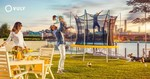 Vuly Lift Trampolines - $200 off (ie $399 from $599 for Lift S) + Free Delivery (ex NT Tas) & Shade Cover