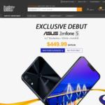 Asus ZENFONE 5 ZE620KL 4G Phablet Global Version w/B28 AU $592.51/US $449.99, Tanix TX28 TV Box AU $89.52/US $67.99 + More @ GB