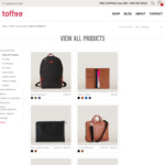 Toffee Cases - Extra 25% off Laptop Bags, Sleeves, Wallets, Backpacks, iPhone Cases incl. Sale Items