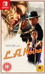 LA Noire Remastered for Nintendo Switch $44.80 at Zavvi, RRP $89.95