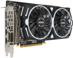 MSI Radeon RX 580 ARMOR 8G OC $399 + Delivery or Free Brisbane Pickup @ Computer Alliance
