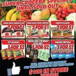 [QLD] 2 / $1 Grain Waves 5packs, Ice Break Extra Shot 500ml 3 / $2, White Chocolate Dip 2 / $1 @ Northside Fruit Barn (Rothwell)