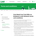 [QLD] 7 to 13 Day Free Trial for Opening Transurban Linkt Toll Account (New Customers)