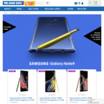 [Pre-Order] Samsung Galaxy Note 9 [512GB/8GB] $1499 (RRP $1799) at The Good Guys (Combine with RACQ + CR for Further $100 off)