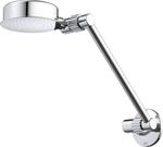 Dorf WELS 3 Star Chrome Wall Shower $21 (Was $49.90), Caroma WELS 4 Star 7.5l/Min Sink Mixer $72 (Was $149) & More @ Bunnings