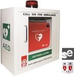 Defibrillator with Cabinet - $2,310 Delivered @ St John