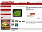 $20 off Suntoo E86 8 Inch VIA8650 Android 2.2 Tablet PC-$139 with free shipping