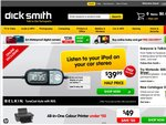 $15 off Your Total Price When You Spend $100 or More Online at DickSmith.com.au