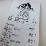 [WA] 50% off Everything at @ adidas Factory Outlet, Watertown Brand Outlet