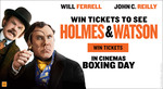 Win 1 of 50 Double Passes to Holmes & Watson Worth $40 from Moshtix