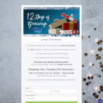 Win 1 of 12 Golf Prizes from Power Golf's 12 Days of Christmas Giveaway