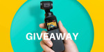 Win a DJI OSMO Pocket Worth $599 from Tech Drone Media