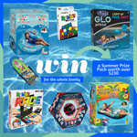 Win a Family Summer Prize Pack Worth $234.92 from Beaches Kids