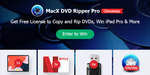 Win iPad Pro, Netflix Gift Card and More Prizes from Digiarty (Macxdvd)