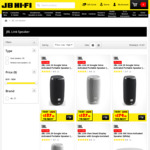 JBL Link Google Assistant Speakers 40% off (E.g., Link 20, $179.40) @ JB Hi-Fi