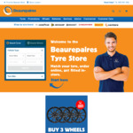OzBargain Exclusive - 15% off Goodyear or Dunlop Tyres* @ Beaurepaires