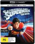 Superman: The Movie (4K UHD) $14 + Delivery (Free with Prime/ $49 Spend) @ Amazon AU