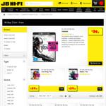 4K Movies Buy 2 Get 1 Free @ JB Hi-Fi