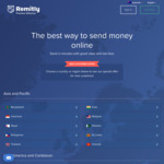 Free First Money Transfer (& Bonus Rate to The Philippines) @ Remitly
