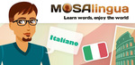 [Android] Free - Learn Italian with Mosalingua Premium @ Google Play