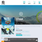 [PC, Uplay] Free - Steep (Was $44.95) @ Ubisoft