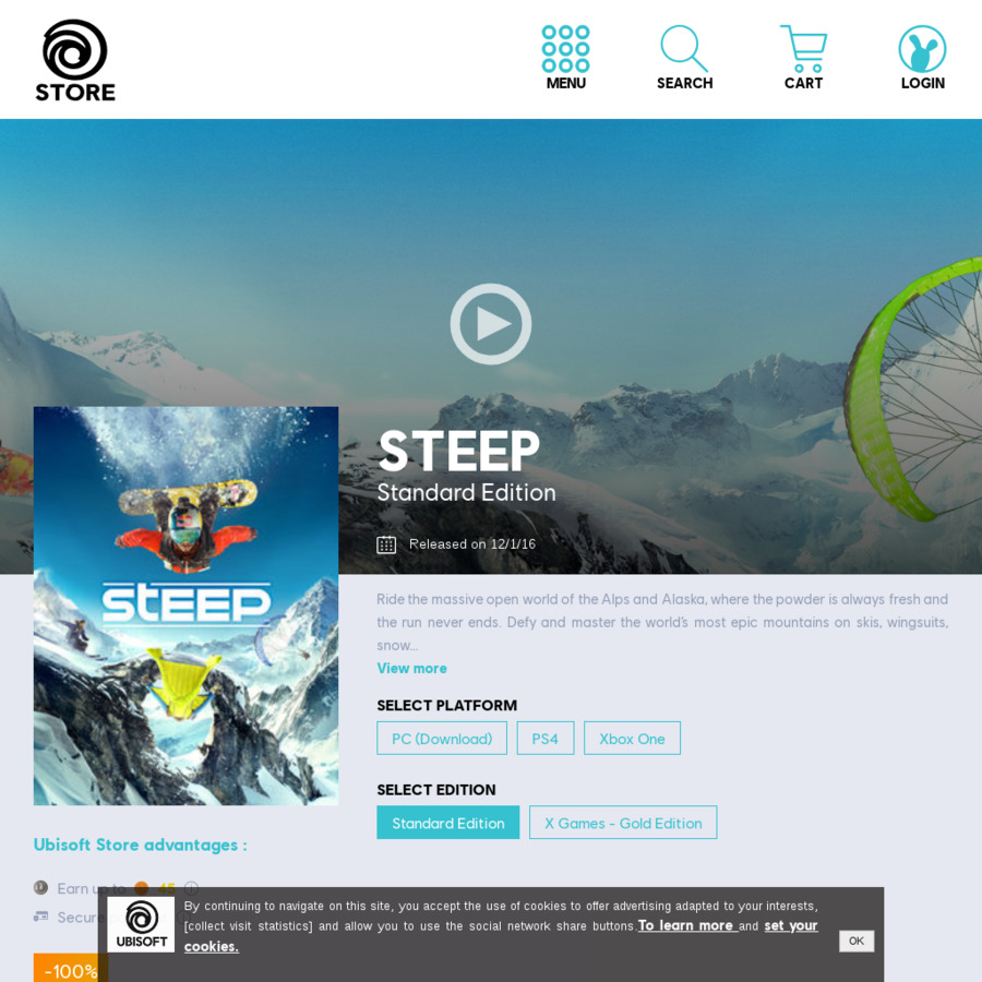 Uplay Library Online