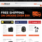 digiDirect - 15% off Everything - Exclusions Apply [Click Frenzy]