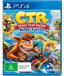 [Pre-Order] [PS4, XB1, Switch] Crash Team Racing Nitro Fueled $48 @ JB Hi-Fi