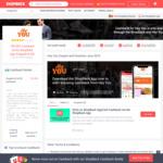 Hey You App 100% Cashback (Capped at $4) @ ShopBack App