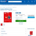 Vodafone $30 Starter Pack for $10 @ Officeworks