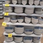 Mix & Match Reactive Glaze Bowls and Plates 50% off @ Target
