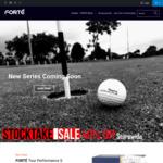 40% Off Storewide @ Forte Golf