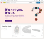 Sell 10 Items for Free - $0 Insertion & Final Value Fees (One Category Only) @ eBay