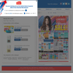 Free Gift ($110 Value) with $60 Purchase @ Chemist Warehouse (in Store)