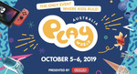 [NSW] Half Price Play World 2019 Tickets $19.95 for 1 Kid + 1 Adult 5-6 Oct @ Convention and Exhibition Centre Sydney
