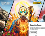 Buy Select AMD Radeon GPU or Ryzen CPU and Claim a Copy of Borderlands 3 / Ghost Recon Breakpoint / 3 Mths XB GamePass @ AMD