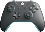 Xbox One Wireless Controller Grey & Blue (Direct Import) $59 Delivered @ Kogan
