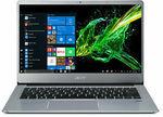 """Acer Swift 3 (14"""" FHD, AMD 300U, 512GB/4GB, Backlit KB) $559.20 + Delivery (Free C&C) @ Bing Lee eBay"""