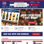 $10 off When Spend $99 Online @ First Choice Liquor