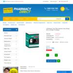 LifeSmart Two Plus Ketone Test Strips + Lifesmart Two Plus Blood Glucose B-Ketone Monitor System $11.99 + Post @ PharmacyDirect
