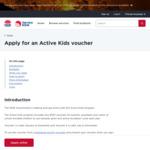 [NSW] Claim up to 2 $100 Rebate Vouchers (1 Per Child) for School Kids' Sport Activities via Service NSW