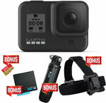 GoPro HERO8 Black Bundle $452 + $9.95 Shipping @ Digital Camera Warehouse