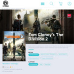 [PC] Tom Clancy's The Division 2 - Standard Edition $4.50 @ Ubisoft