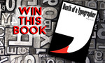 Win 1 of 3 'Death of a Typographer' by Nick Gadd from Australian Writers Centre