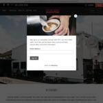 25% off 1kg Coffee (~$33.75/kg) @ Foxcoffee