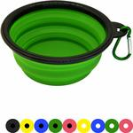 Zenify Collapsible Dog Bowl 400ml $2.95 + Delivery ($0 with Prime/ $39 Spend) Amazon AU