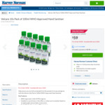 [Pre Order] Velcare 10x Pack of 100ml WHO-Approved Hand Sanitiser $59 + Delivery @ Harvey Norman