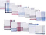 Cotton Handkerchiefs 13 Pack for $14 @ Big W