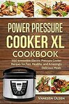"[eBook] Free: ""Power Pressure Cooker XL Cookbook: 200 Pressure Cooker Recipes"" $0 @ Amazon"