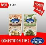 Win One of 2 $50 Coles Gift Cards with Grand Italian